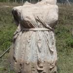 Klaros - Torso einer Kollossalstatue